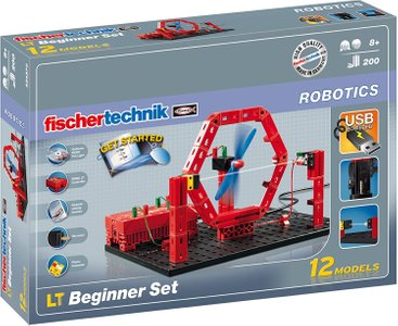 LT Beginner Set (USB powered) 524370 fischertechni