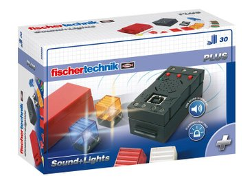 Sound + Lights 500880 Fischertechnik